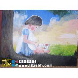 福州手绘墙壁画、福州灵感装修设计、福州手绘墙图片