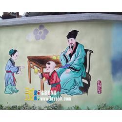 手绘墙喷绘、福州灵感装饰装修设计、闽清手绘墙图片