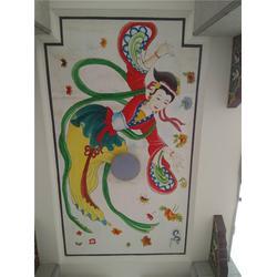 福州复古乡村壁画 乡村壁画 福州乡村壁画厂家图片