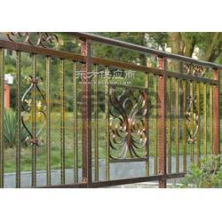供应JTF-01C配花框架式阳台护栏图片
