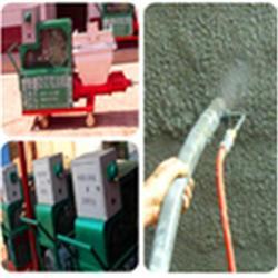 防水砂浆喷涂机、润民机械、砂浆喷涂机图片