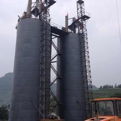 环保石灰窑厂家、延安环保石灰窑、蓝天窑炉图片