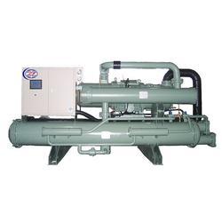 中央空调冷水机公司-白云中央空调冷水机-制冷机图片