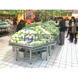 超市不锈钢货架哪家好_超市不锈钢货架_方圆货架图片