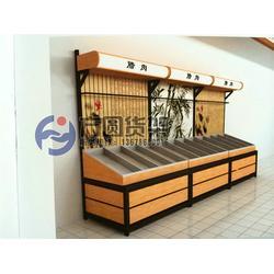 木制货架厂家_方圆货架_散货木制货架厂家图片