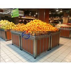 超市木制货架|超市水果货架|超市水果货架厂家图片