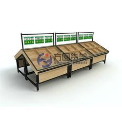 水果特价堆头_果蔬堆头_方圆货架图片