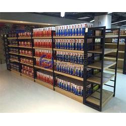 超市散装食品柜、木制散货架、超市木制散货架图片