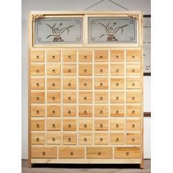 木制中药柜-中药柜定做-中药柜定做图片