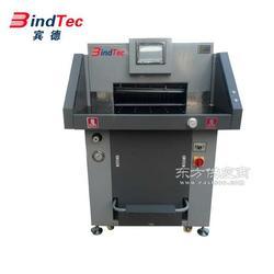 液压切纸机 宾德520重型液压电动切纸图片