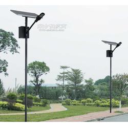 太阳能路灯在新农村建设和乡镇亮化安装形成新趋势图片