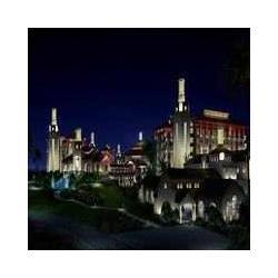 城市夜景亮化工程照明设计就在腾博光电图片
