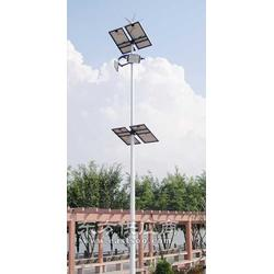 绿色环保太阳能资源路灯厂家供应货源及施工图片