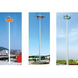 8火高杆灯、亚明(在线咨询)、高杆灯图片