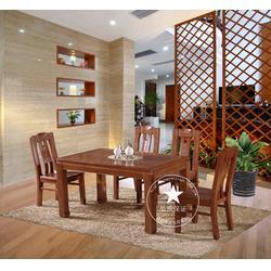 实木餐桌腿,实木餐桌,恒岳家具(查看)图片