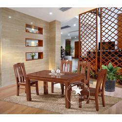 实木餐桌椅|婴儿实木餐桌椅|恒岳家具(多图)图片