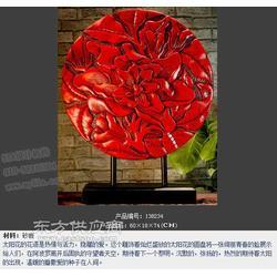 酒店砂岩雕塑设计图片