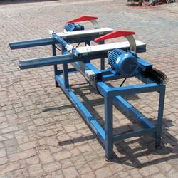 木托盘双端锯,永润木工机械,木托盘双端锯直销图片