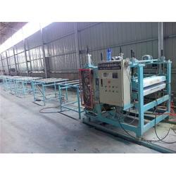 广东XPS设备、龙口厚田机械、双螺杆挤塑板设备图片