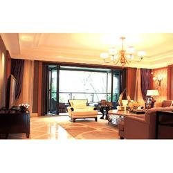河南铝包木门窗报价、邯郸市永驰玻璃(已认证)、铝包木门窗图片