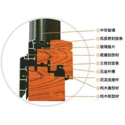 铝包木门窗,铝包木门窗厂,邯郸市永驰玻璃(优质商家)图片