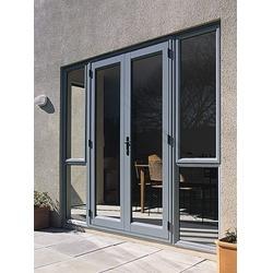 永驰铝包木门窗信誉佳 断桥铝门窗定做-成武断桥铝门窗