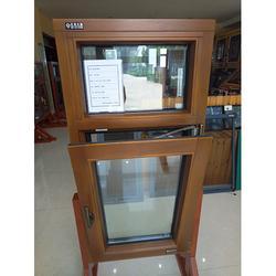 木包铝铝包木门窗-铝包木门窗-永驰铝包木完美施工图片