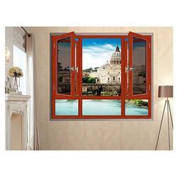 鋁包木門窗-高端鋁包木門窗-邯鄲市永馳玻璃圖片