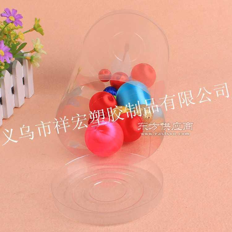 PVC透明圆筒 塑料包装盒 工艺礼品盒