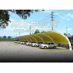 膜结构车棚厂家膜结构车棚造价图片