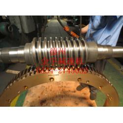 轧机压下蜗杆副|蜗杆副|德州金宇减速机图片