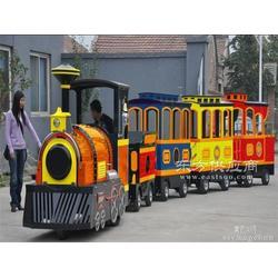 质优价廉的轨道小火车游乐设备轨道火车厂家定做创艺游乐设备图片