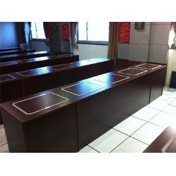 海南升降会议桌,格创升降会议桌厂家,液晶升降会议桌图片