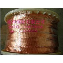 供应镀锡铜编织带,镀锡铜导电带,镀锡铜软连接材质64图片