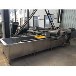 乡巴佬鸡爪生产线,华远机械,鸡爪生产线图片