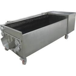 绍兴去皮清洗机、华远机械、高品质果蔬去皮清洗机图片