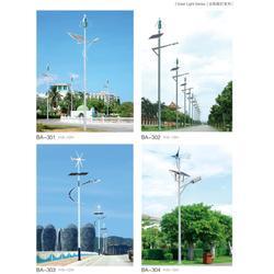风光互补,中坤照明,led风光互补太阳能路灯图片