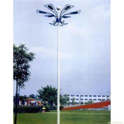 高杆灯、中坤照明、15米升降式高杆灯图片