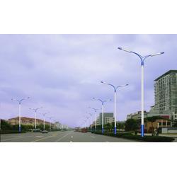 太阳能LED路灯、中坤照明(在线咨询)、老河口市LED路灯图片