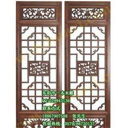 中式仿古門窗|仿古門窗|買仿古門窗選一本木雕圖片