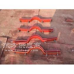 生产 A10-1四螺栓管夹图片