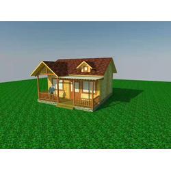 扬州哪家搭建的木屋质量好 _扬州木屋_【沅木景观】图片