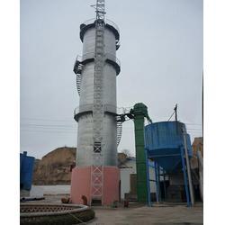 鄂尔多斯石灰窑生产-宏宇钙业-环保石灰窑生产厂家图片