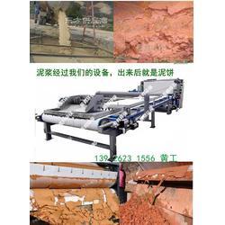 打桩洗沙泥浆专用脱水机图片
