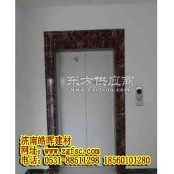 人造石电梯套-电梯门套图片