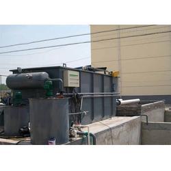 四川平流式溶气气浮机、四方环保、平流式溶气气浮机工作原理图片
