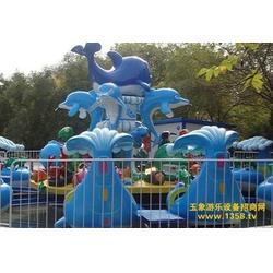 激战鲨鱼岛游乐设备 豫星游乐 激战鲨鱼岛图片