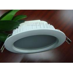 4寸LED筒灯外壳配件压铸铝图片