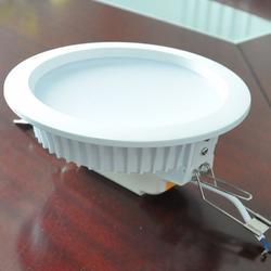 8英寸LED筒灯外壳生产厂家图片