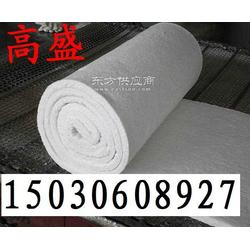 耐高温硅酸铝针刺毯,锅炉用硅酸铝纤维针刺毯厂家图片